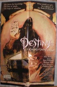 DESTINY Promo poster, 22 x 34, 1997, Unused, more in our store