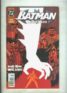 Batman Legends volumen 1 numero 17
