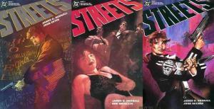 STREETS (1993) 1-3  James Hudnall  COMPLETE!