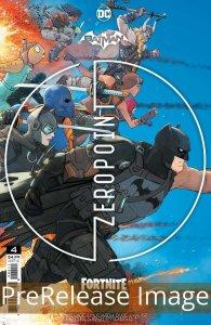 BATMAN FORTNITE ZERO POINT (2021 DC) #4 CVR A MIKEL JANÍN PRESALE-06/01