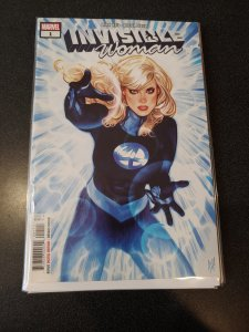 Invisible Woman #1 (2019)