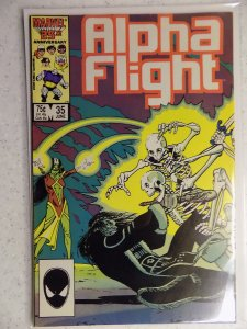 Alpha Flight #35 (1986)