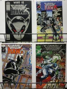 SHADOWHAWK (1992 IM) 1-4   Valentino, Spawn app