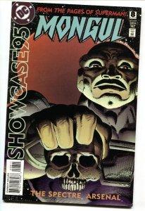 Showcase '95 #8-1995-1st appearance MONGUL II and MONGAL