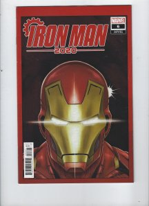 Ironman 2020 #6 Variant