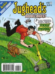 Jughead's Double Digest #143 VF/NM; Archie | save on shipping - details inside