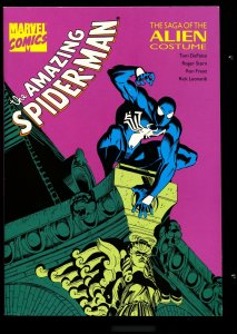 Amazing Spider-Man: The Saga Of The alien Costume-TPB-trade