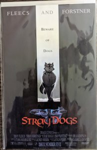 Stray Dogs #5 2nd Print 1:10 The Crow Homage Variant - NEW