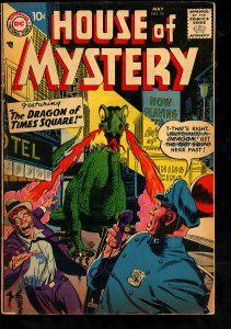 House of Mystery #74 (1958)
