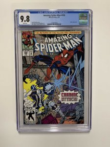 Amazing Spider-man 359 Cgc 9.8 White Pages Marvel