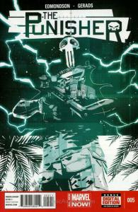 Punisher (10th Series) #5 VF/NM; Marvel | save on shipping - details inside