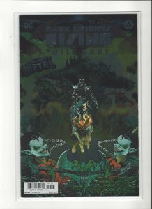 [SOLD] Dark Knights Rising Wildhunt #1 Dark Knights Metal DC Comics Foil Unread