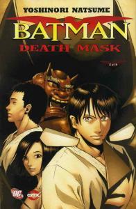 Batman: Death Mask #2 FN; DC | save on shipping - details inside