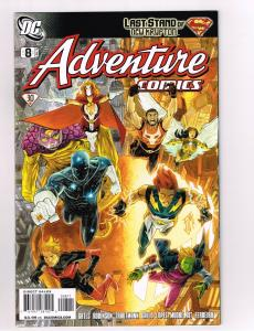Adventure Comics # 511 DC Comic Books Hi-Res Scans Modern Age Awesome Issue!! S8