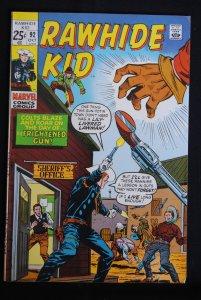 Rawhide Kid #92, 7.0