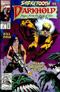 Darkhold: Pages from the Book of Sins #4 (1993)