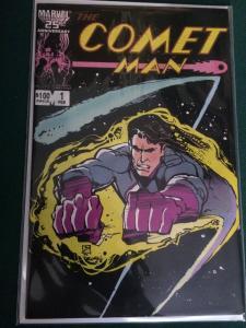 The Comet Man #1