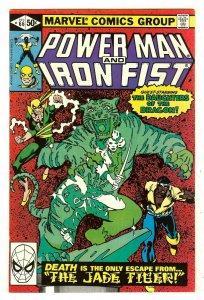 Power Man & Iron Fist 66  2nd Sabretooth