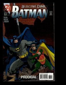 Lot Of 10 Detective Comics DC 681 682 683 684 685 686 687 688 689 690 Batman SM9