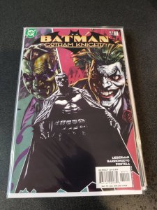 BATMAN GOTHAM KNIGHTS #51 JOKER ISSUE NM