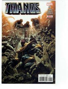 THANOS #9 NM- MIKE DEODATO COVER JEFF LEMIRE MARVEL COMICS/2017
