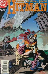 Hitman #52 VF/NM; DC | save on shipping - details inside