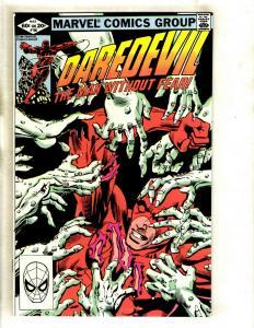 Daredevil # 180 NM Marvel Comic Book Foggy Karen Avengers Defenders Owl GK2