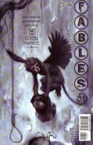 Fables #61, NM + (Stock photo)