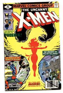 X-MEN #125 comic book PHOENIX COVER-MUTANT X-HIGH GRADE MARVEL