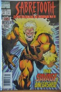 Sabretooth Classic #1 (1994)