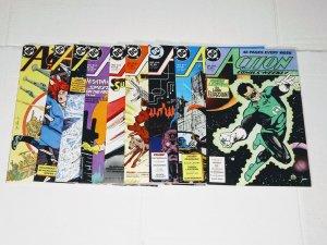 Action Comics - Comic Book Lot of (9) High Grade copies