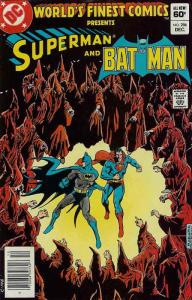 World's Finest Comics #286 FN; DC   save on shipping - details inside