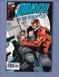 Daredevil #374 NM- Marvel 1998