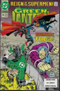Green Lantern #46 (DC, 1993) NM