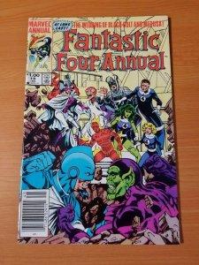 Fantastic Four Annual #18 ~ NEAR MINT NM ~ 1984 MARVEL COMICS