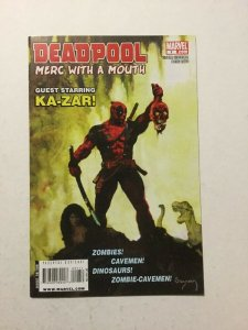 Deadpool Merc With A Mouth 1 NM Near Mint Marvel Comics