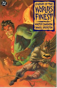 Legends of the World's Finest  Book 2