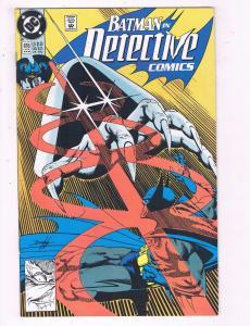 Detective Comics #616 VF DC Comics Comic Book Grant Batman 1990 DE20