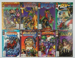 Wildstorm Rising #1-10 VF/NM complete story + prologue - wildcats - deathblow