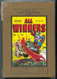 Marvel Masterworks All Winners Comics Vol 2 hardcover