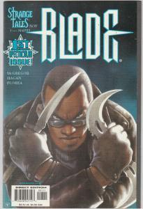 5 Blade Marvel Comic Books # 1 (1) 4 5 6 McGregor Sears Smith Hagan Beatty AH5