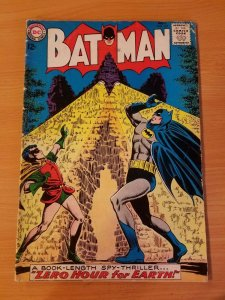 Batman #167 ~ VERY GOOD - FINE FN ~ (1964, DC Comics)