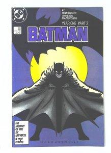 Batman (1940 series) #405, NM- (Actual scan)