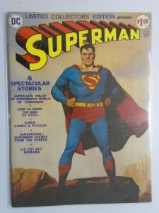 Superman #C-31 - DC Treasury - 8.0 - 1974