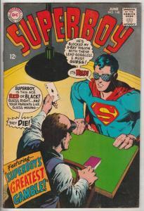 Superboy #148 (Jun-68) VG+ Mid-Grade Superboy
