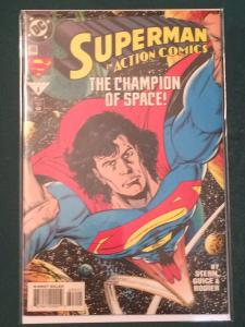 Action Comics #696