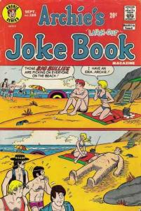 Archie's Joke Book Magazine #188, Good- (Stock photo)