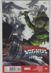 All-New Captain America: Fear Him #2 (2015)