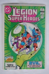Legion of Super-Heroes 303