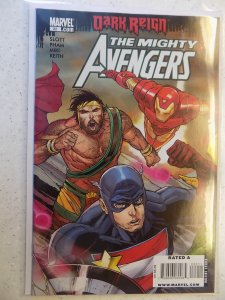 THE MIGHTY AVENGERS # 22 MARVEL ACTION ADVENTURE